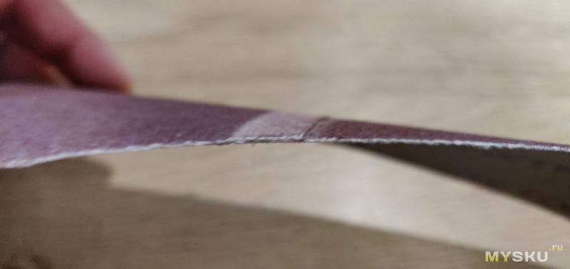 Шлифовальные ленты для гриндера.Два размера лент + шлифовальные диски .Режем бесконечную ленту под размер.