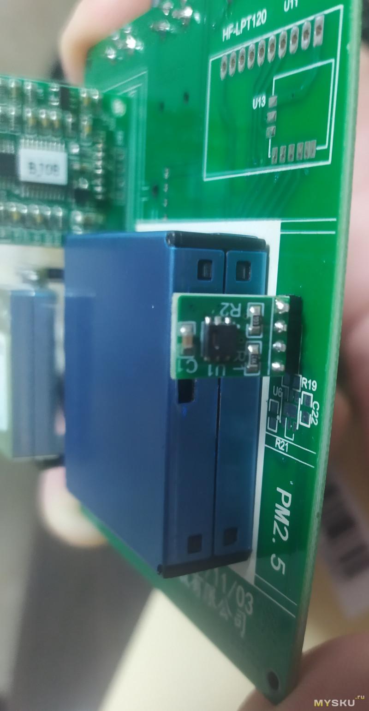 D9-H бытовой измеритель концентрации углекислого газа, PM 2.5