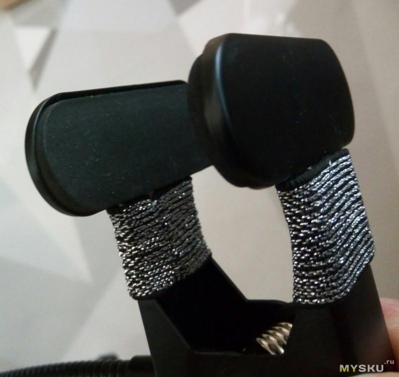 Светодиодная лампа-прищепка с питанием от USB
