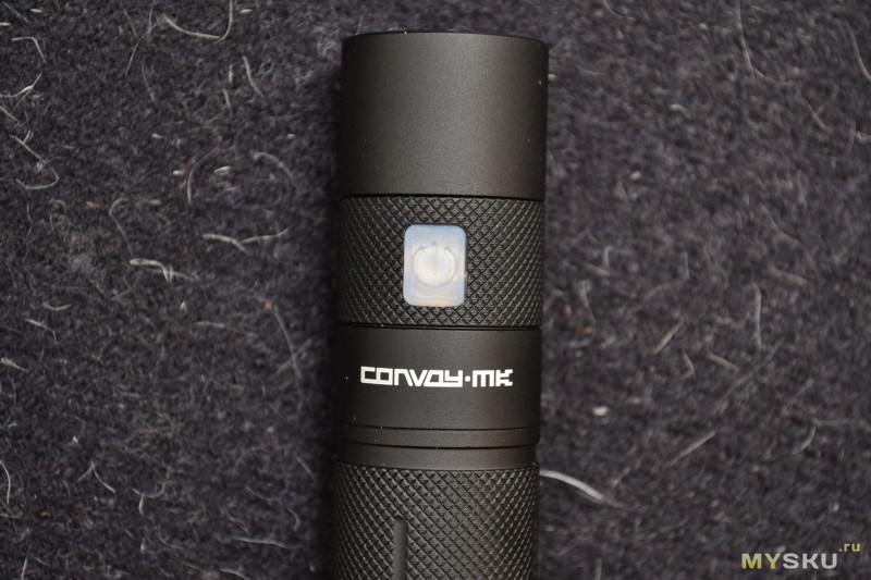 Фонарь Convoy S9 - долгожданная новинка от популярного производителя
