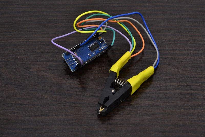Самодельный RGBW модуль на базе ATtiny13 с ИК управлением: модифицируем фонарь Quechua BL40