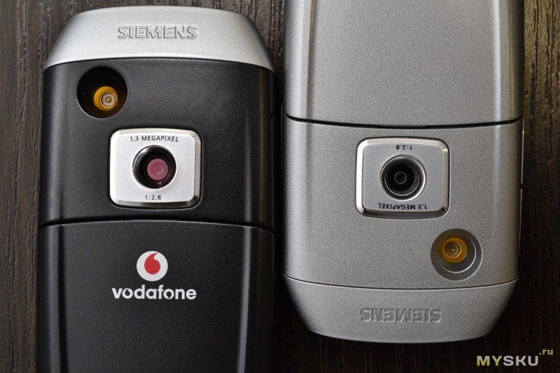Реставрация старого телефона Siemens CX75