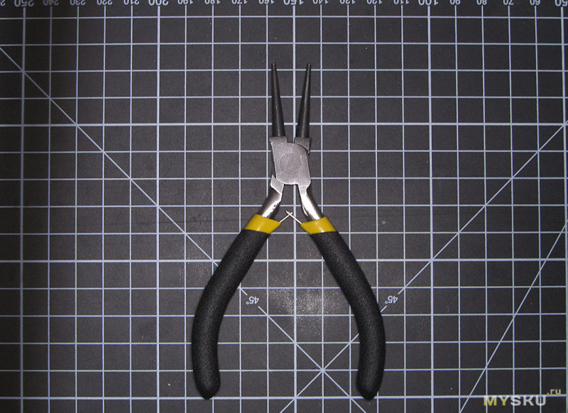 Набор инструментов для бисероплетения и не только