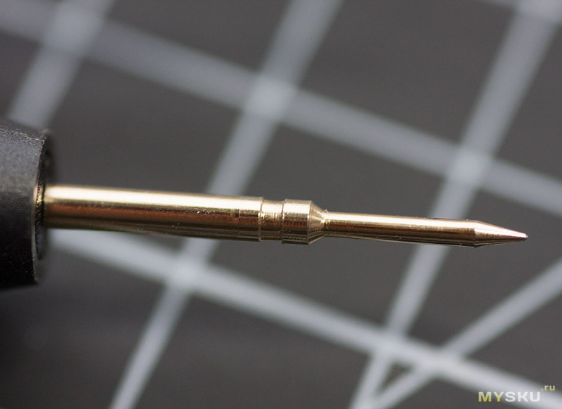 Щупы для мультиметра 1000V 20A. Почти как настоящие.