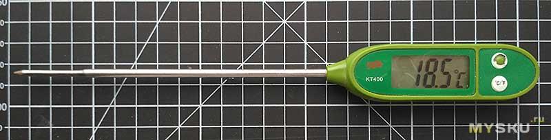 Термометр-гигрометр DANIU