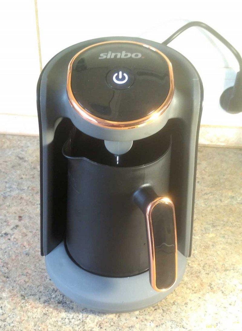 Автоматическая кофеварка для кофе по-турецки. Или кофеварка для ленивых.