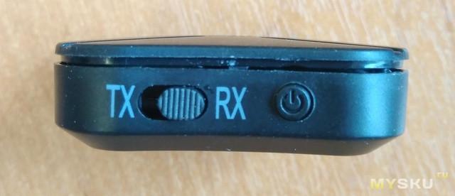 KN319 Bluetooth 2-in-1 Приемник/Передатчик, смотрим ТВ никому не мешая!