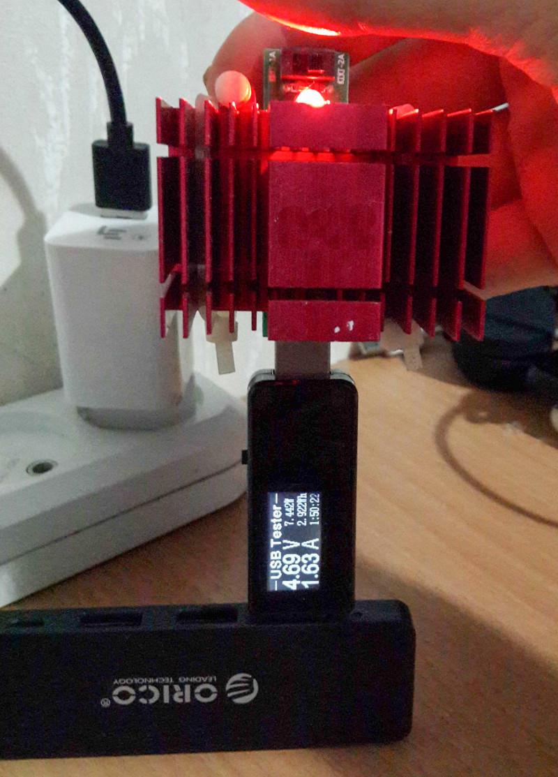 Брендовый USB Hub с 4-мя портами USB 3.0 и возможностью дополнительного питания