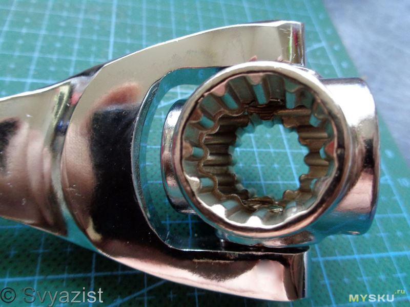 Универсальный гаечный ключ  PRACMANU 48 в 1. Мини-обзор.