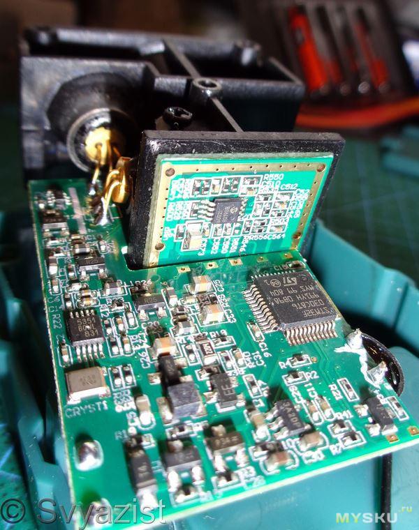 Лазерный дальномер HOLO АК40
