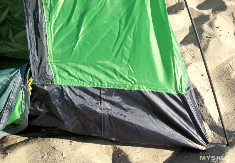 Быстросборная 3-х местная палатка KingCamp KT3037