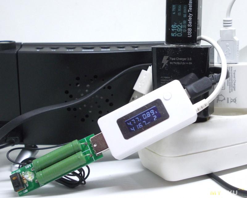 Настольные светодиодные часы-будильник с проектором, FM-радио и USB-портом для зарядки
