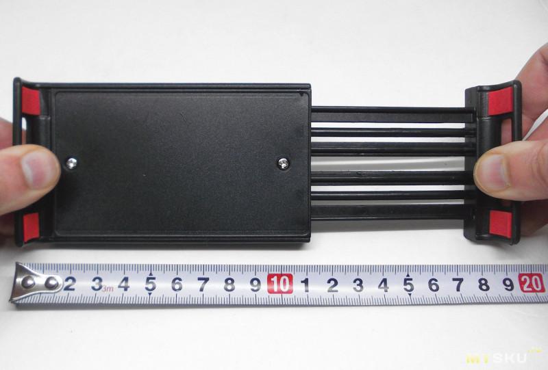 Настольный держатель на струбцине для планшета или смартфона