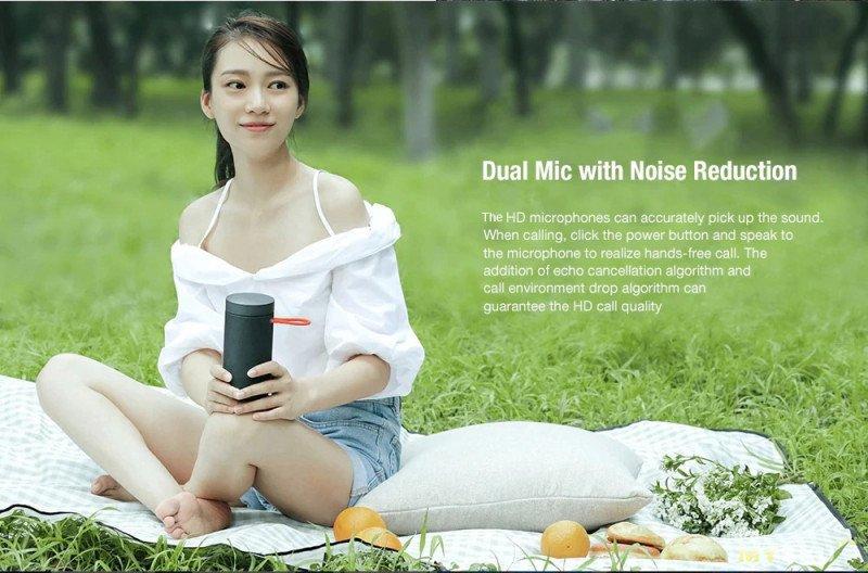 Колонка Xiaomi Outdoor Bluetooth Speaker (XMYX02JY) с промокодом за .29