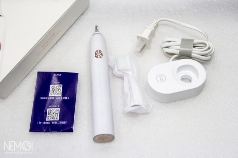 Электрическая зубная щетка Xiaomi Soocare X3S