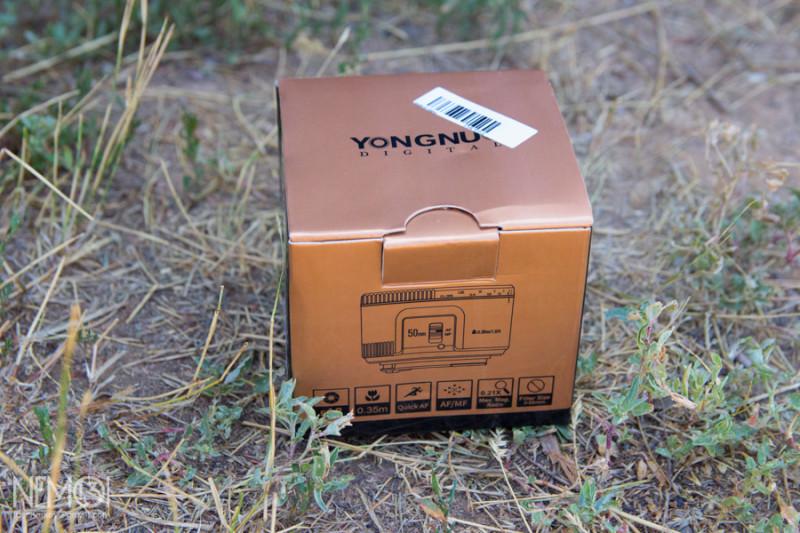 Обзор объектива YONGNUO YN50mm F1.8 II. На что способна вторая версия китайского полтинника?