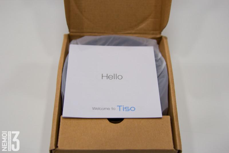 Беспроводная Bluetooth колонка Tiso T10. Недорогой середнячок