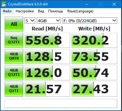 Обзор SSD WD Green 2280 240гб в формате М.2 Быстрый и зелёный