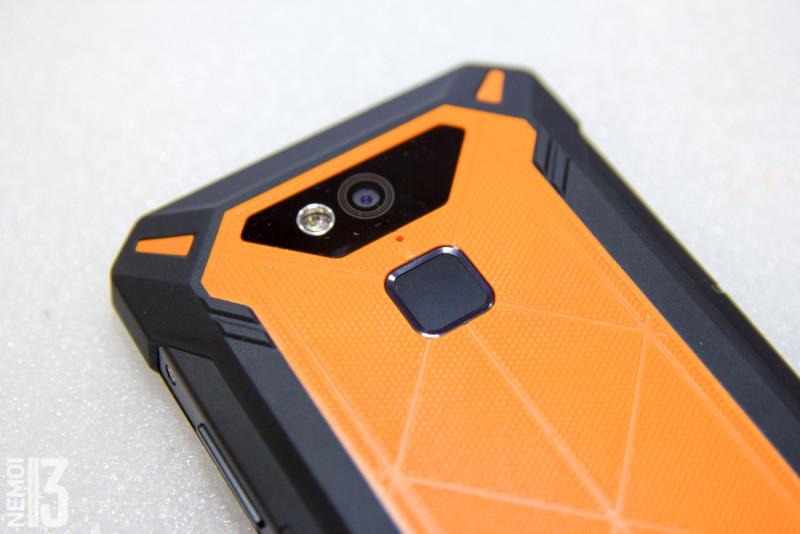 Обзор смартфона Nomu S50Pro. Довольно неплохой смартфон с защитой по IP68 но не без минусов