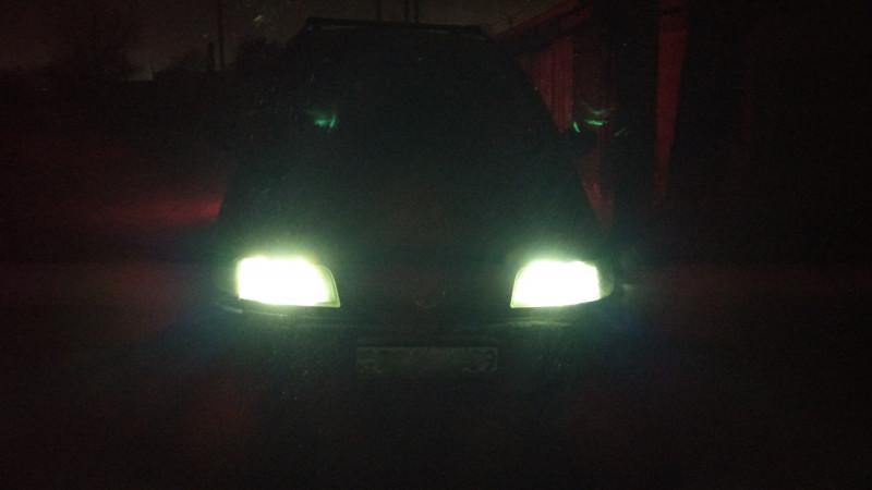 Светодиодные LED лампочки формата T10 в габариты автомобиля. (и еще несколько других)