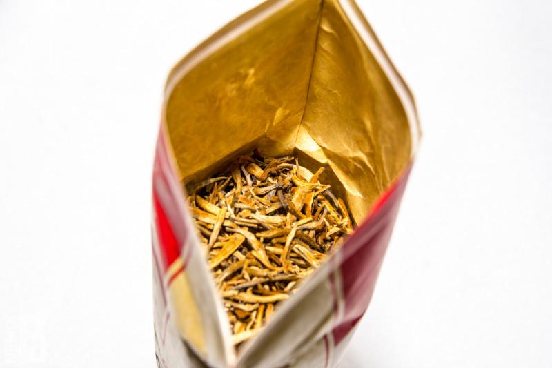 """Красный мохнатый чай Юньнань Дианхонг """"Золотая обезьяна"""". Еще один вкусный чай"""