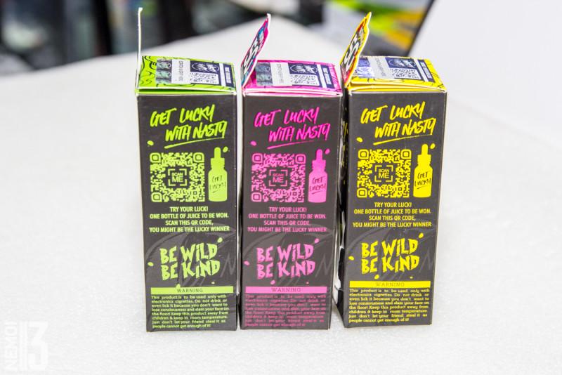Жидкость для электронных сигарет Nasty Juice. Вкусная и сочная малазийская органика