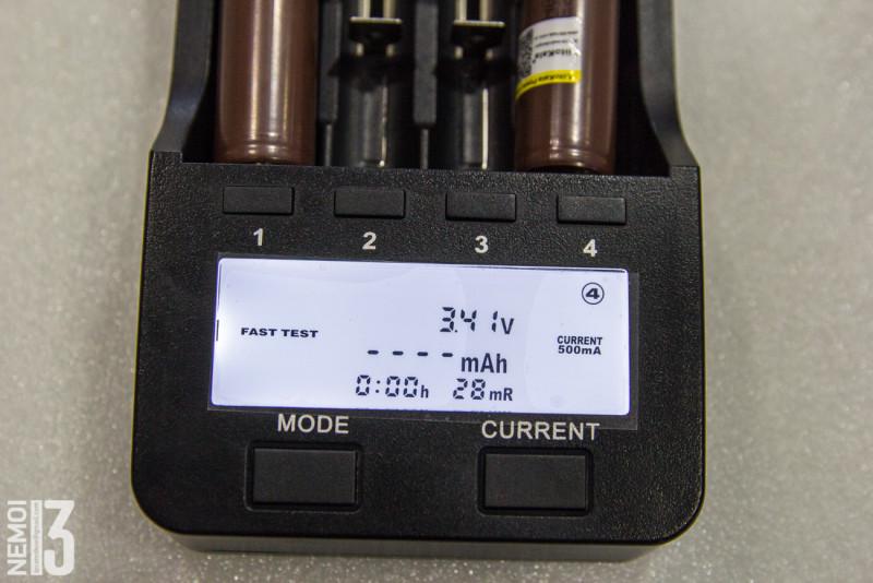 Аккумуляторы LiitoKala HG2 3000mAh. Народные шоколадки