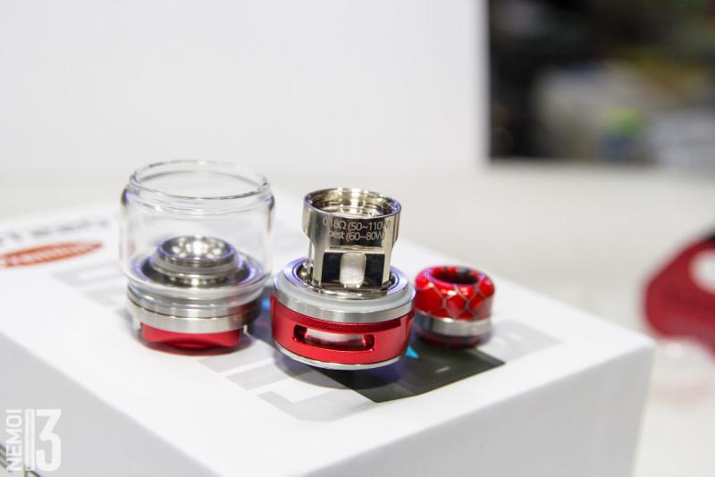 (Электронные сигареты) Боксмод 220W Desire Cut Premium. Премиум?