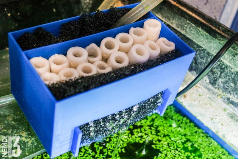 Пена для аквариумного фильтра и мой самодельный самп (внешний фильтр для аквариума)