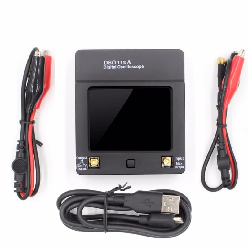 Осциллограф DSO 112A TFT Mini Digital Oscilloscope. Цена 34.99$