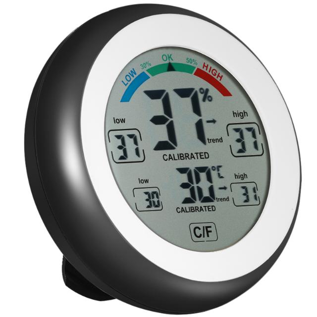 Термометр-гигрометр DANIU. Цена 3.99$