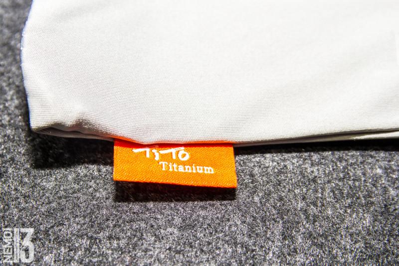 Походная вилкаложка из титана. Моя спонтанная но весьма удачная покупка