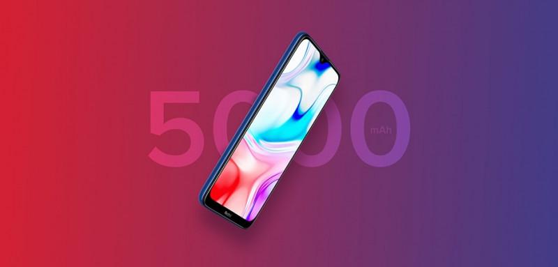 Смартфон Redmi 8 3+32GB(глобальная версия) Цена 107$