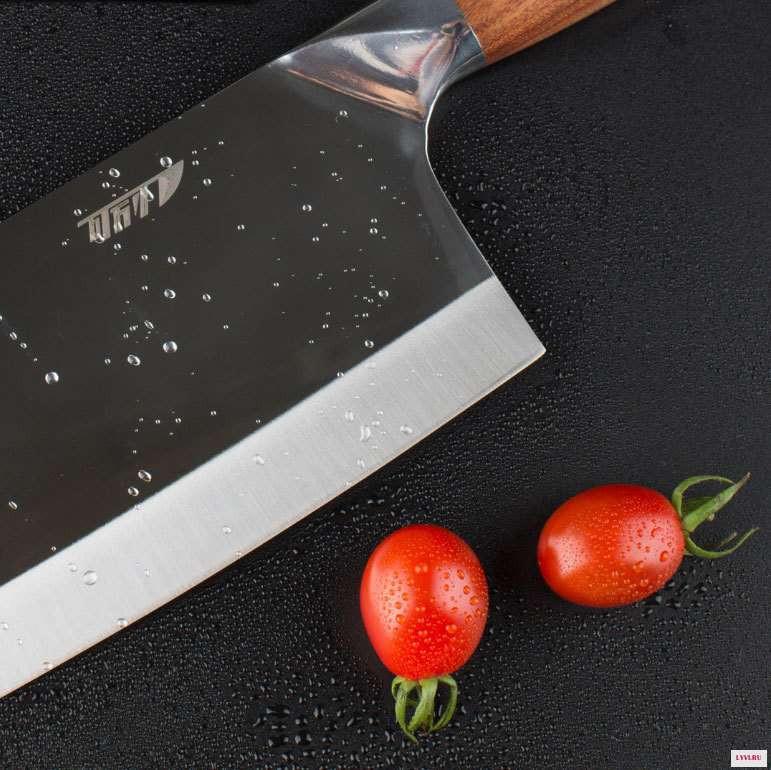 Нож мясника Xiaomi Mijia Butcher Knife из нержавеющей стали. Цена 26.59$