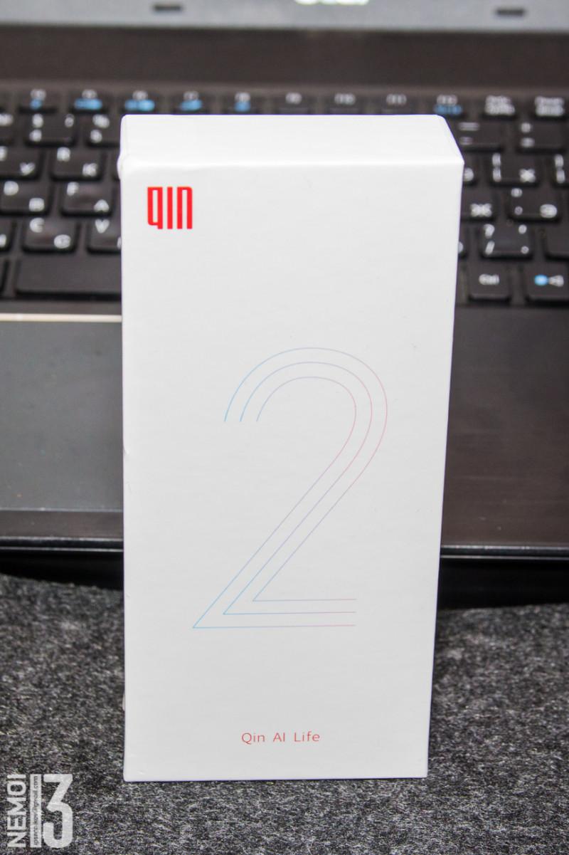 Смартфон Xiaomi QIN AI (Он же QIN2) Один из самых необычных смартфонов от краудфандинговой платформы Xiaomi