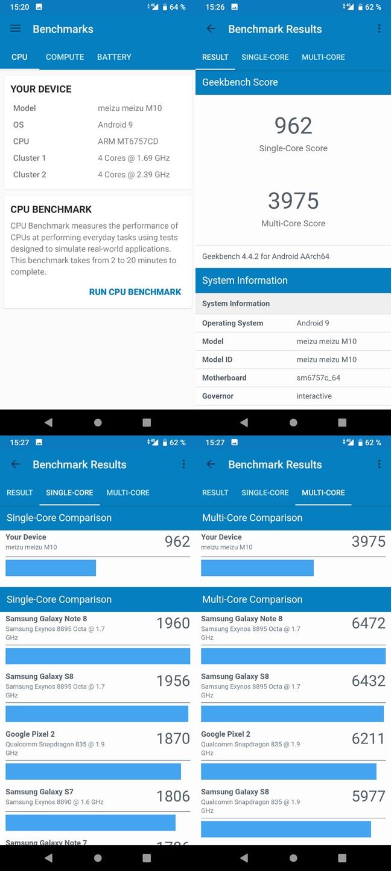 Смартфон Meizu M10. Крепкий середнячок от Meizu на голом Android