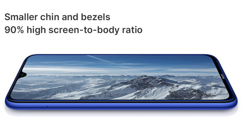 Глобальная версия Xiaomi Redmi Note 8T 4+64GB.Цена 161$ (3+32гб за 150$)