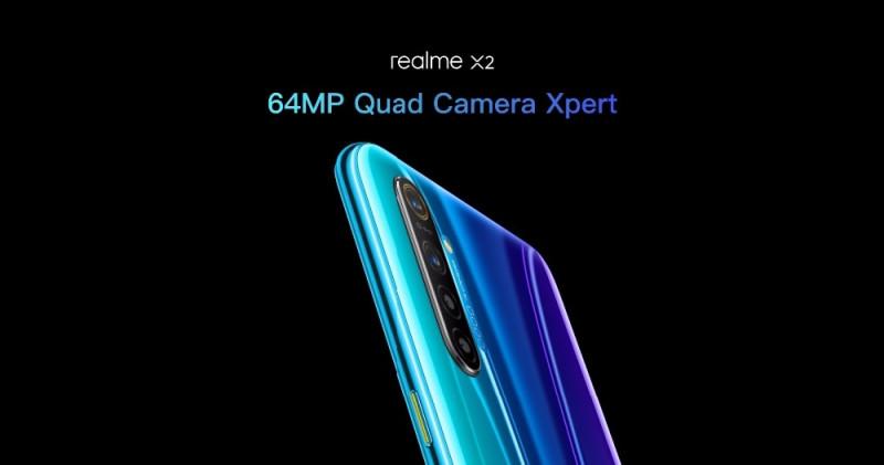 Смартфон Realme X2 8+128Gb глобальная версия. Цена 262.99$