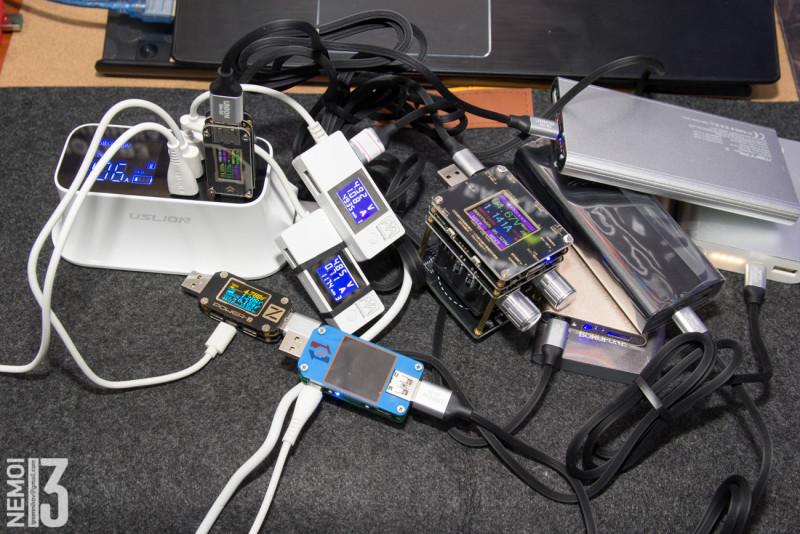Зарядная станция USLION YC-CDA19 (CD-A19). Стоит ли покупать?