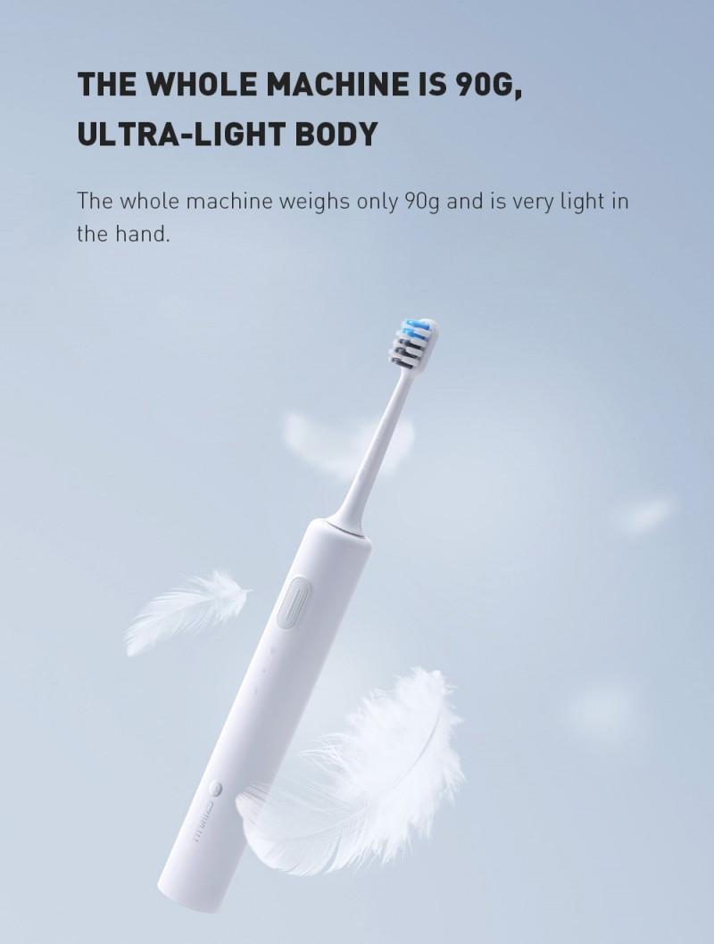 DR. BEI Sonic электрическая зубная щетка (BET-C01) Цена для фанатов 16.98$