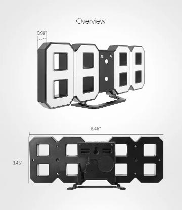 Часы Digoo DC-K3. Цена с купоном 10.50$