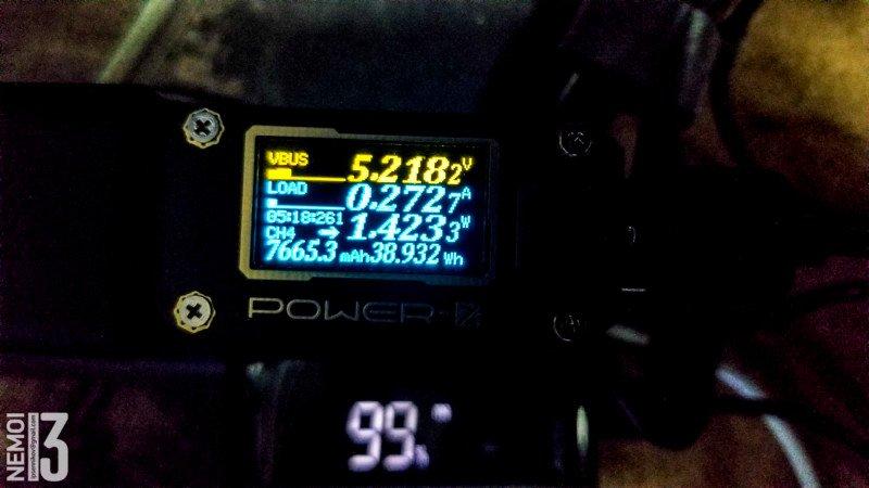 Повербанк Floweme 10000mAh (YXF179684). Тесты спустя 1 год использования. Насколько он потерял в ёмкости?