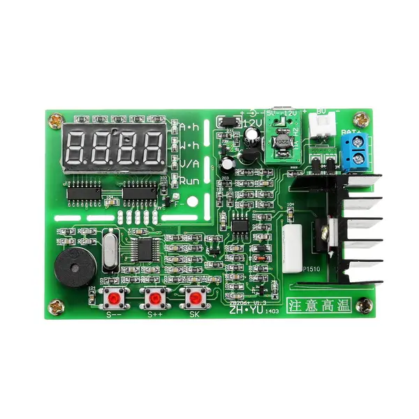 Тестер аккумуляторов ZB206 V1.3. Цена с доставкой в РФ 9.10$