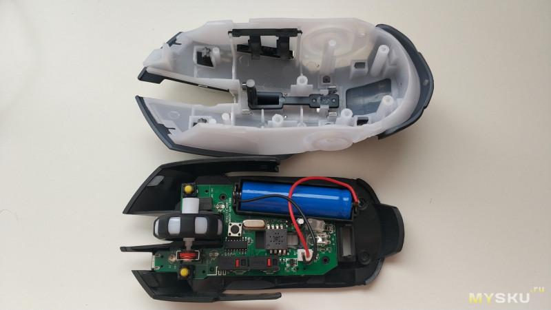 Беспроводная мышь T-WOLF Q13 , 2 месяца использования.
