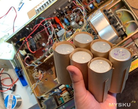 Добавляем Bluetooth в Усилитель Радиотехника У-101-стерео