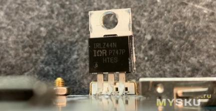 Электронная нагрузка ZKE EBD USB