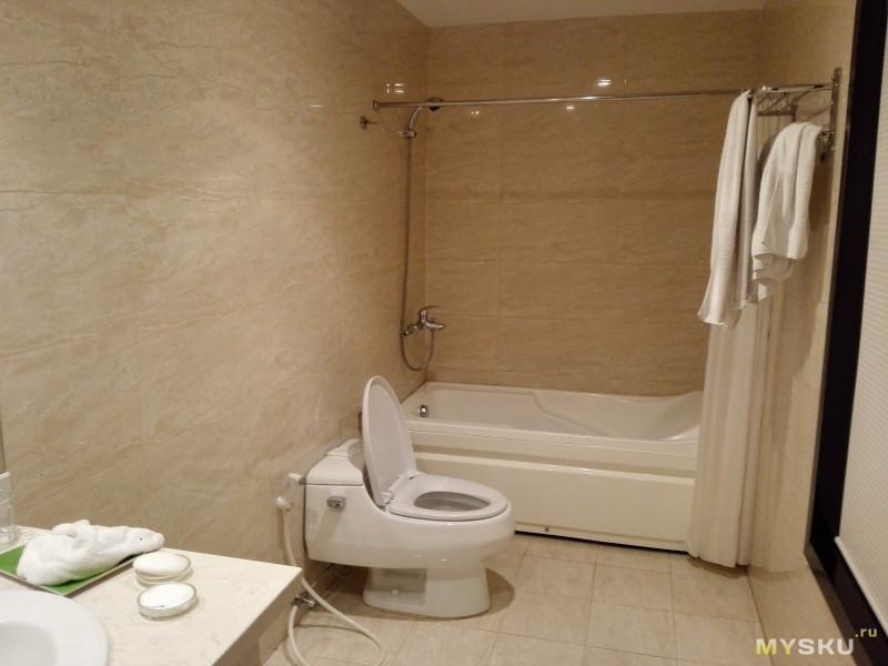 Гигиенический душ AODEYI 02-081B и его установка. Справится любая девчонка!