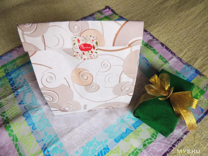 Милые наклейки для упаковки подарков