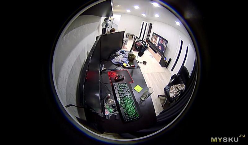 Видеокамера в виде лампочки