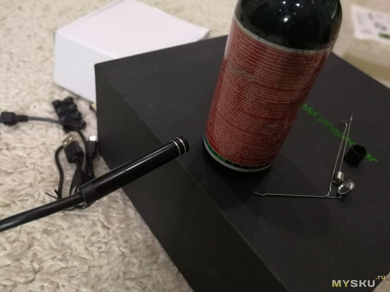 WiFi Эндоскоп Bakeey 8mm 8 Led